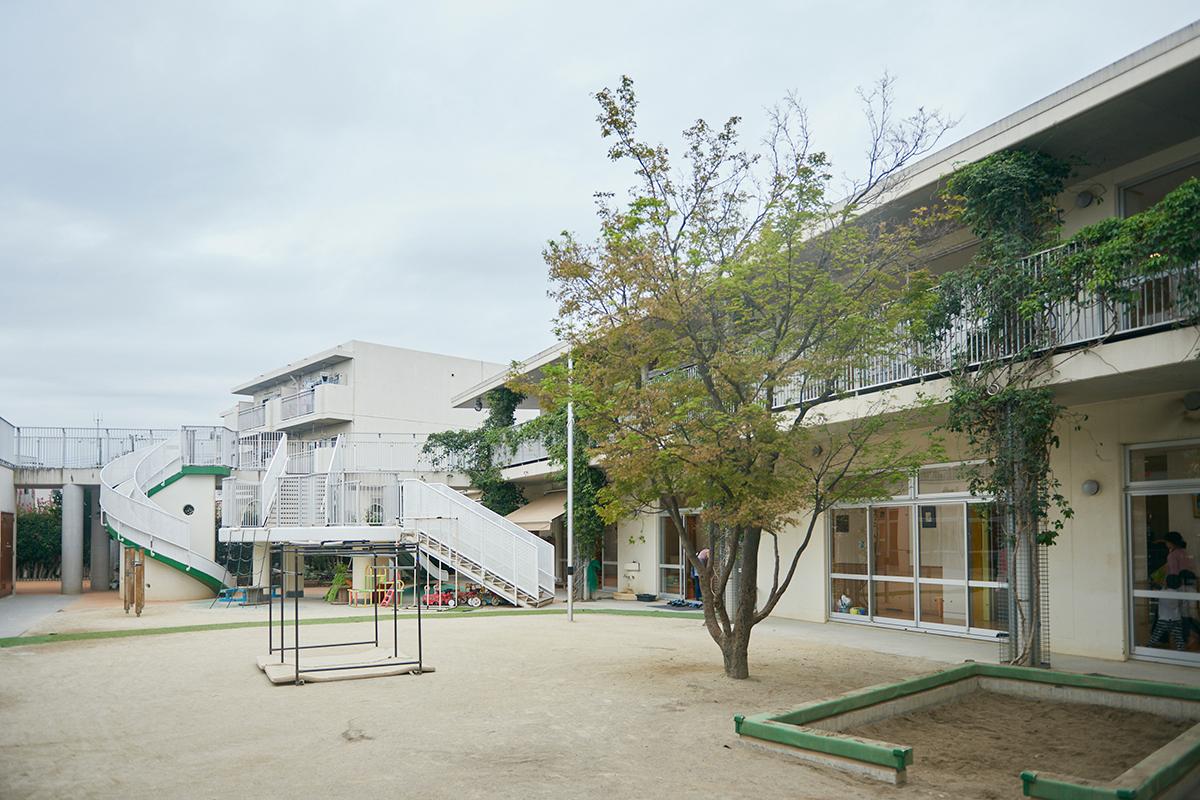ののはな文京保育園 神奈川県相模原市