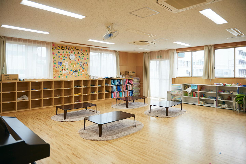 山崎学童保育クラブイメージ
