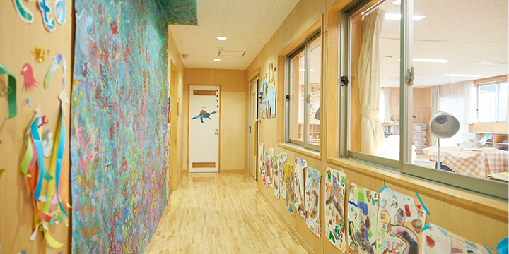 山崎学童保育クラブ